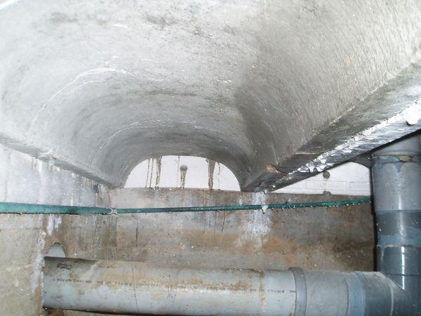 Super Betonvloer aan onderkant isoleren met tempex PU74