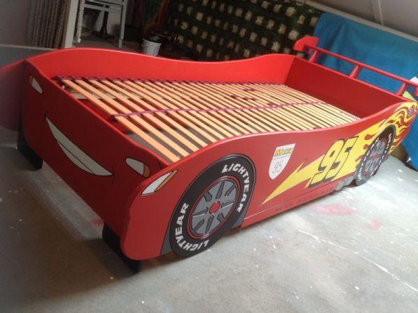 Cars Bett 90x200: Cars Bed