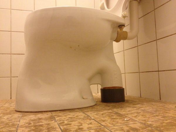 Ouderwetse Stortbak Toilet : Oud model toiletpot aansluiting vloer en stortbak