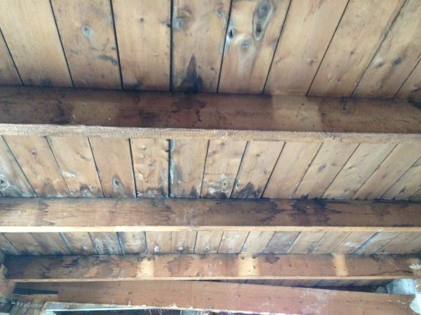 Isoleren dak plat dak beetje schuin