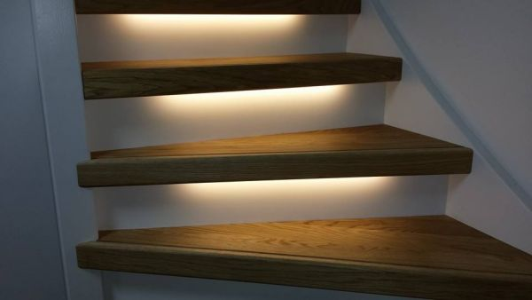 Awesome Verlichting Langs Trap Ideas - Trend Ideas 2018 ...