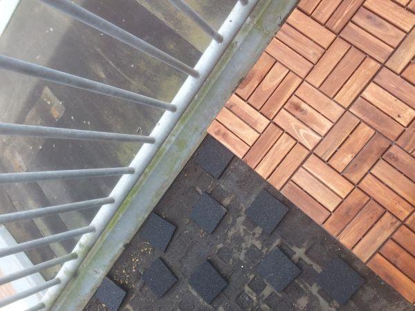 Houten Balkon Tegels : Balkon tegels ikea