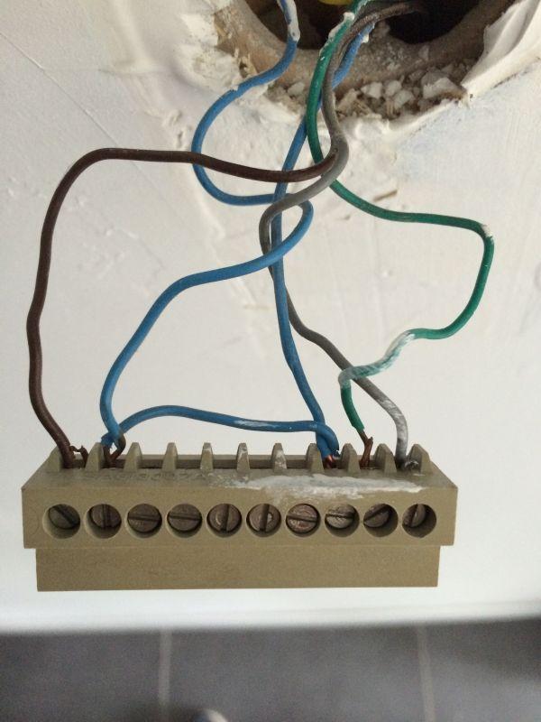 parlofoon vervangen in appartementsgebouw