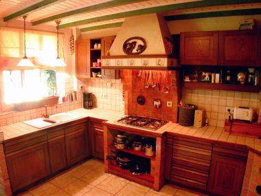 Keukenschouw Met Onderbouwafzuiginstallatie Klusidee Nl