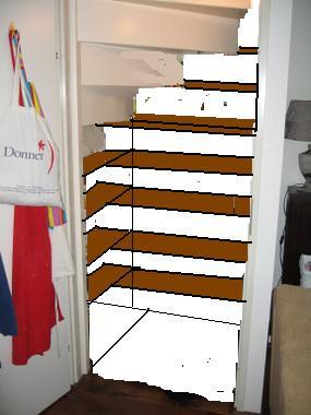 Draaitrap kopen halfslag trap houtentrap with draaitrap for Wat kost een vlizotrap