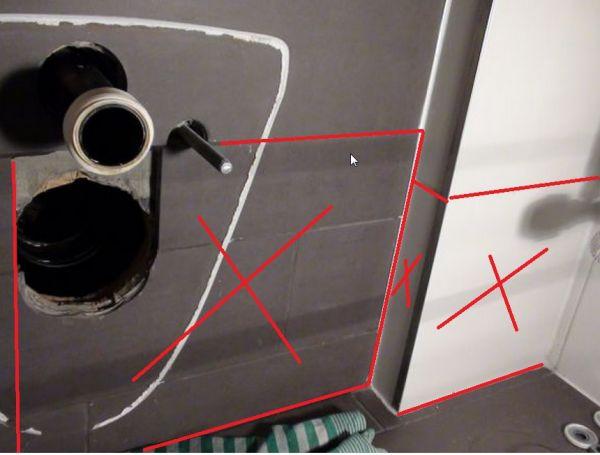 Platte Afvoerbuis Toilet : Toilet spoelt slecht door te scherpe bocht in afvoer?
