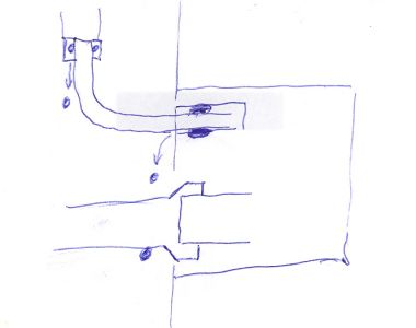 Favoriete Lekkage langs hangtoilet... VI55
