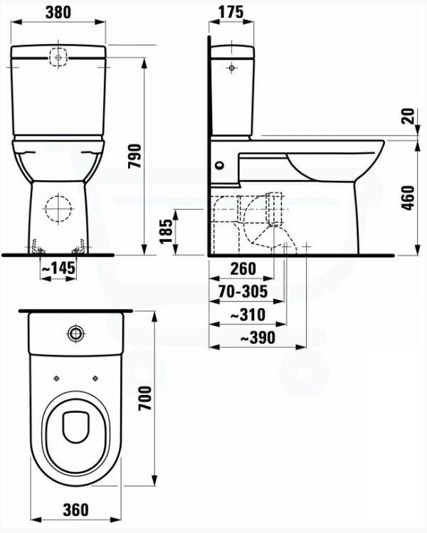 Toilet Aansluit Problemen
