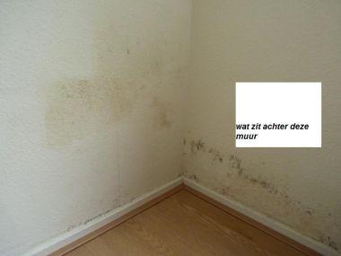 Lekkage vanuit badkamer/douche