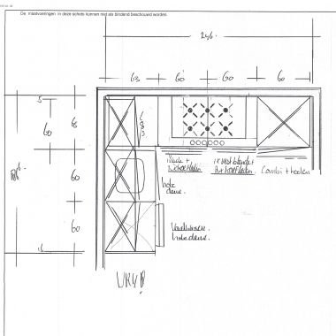 Waar moet je om denken voor plaatsen van een nieuwe keuken for 3d tekening maken keuken