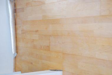 Bekend Hoe een maple vloer te behandelen ( olie of lak) NT87