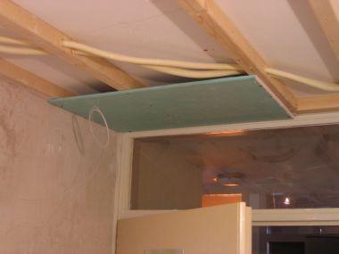 Sterrenhemel In Het Plafond