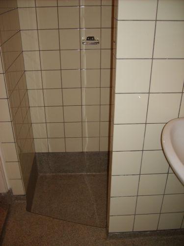 Vraag over de badkamer