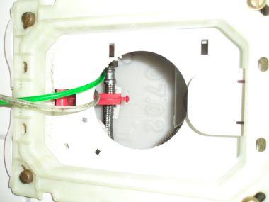 Kiwa Bedieningspaneel Toilet : Wc spoelt slecht door