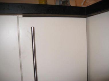 Keuken Open Hoek : Deurtje keukencaroussel stellen