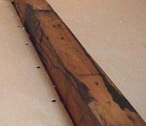 Looizuur vlekken verwijderen