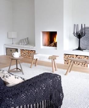 Dikke plank onder tv maken - Decoratie interieur bois ...