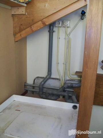 Bekend Afvoer wasmachine stinkt AC86