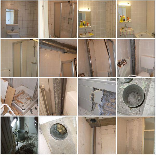 Badkamer is zo goed als af. Klusidee forumleden bedankt!