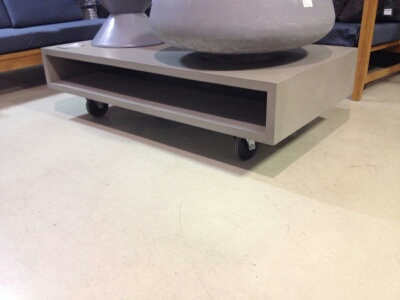 Salontafel Van Beton : Salontafel van beton