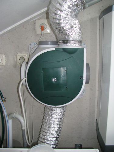 Hoe Ventilatie Tijdgeschakeld Uitzetten Perilex Stekker
