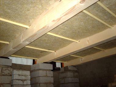 Nieuwe Houten Vloer : Nieuwe houten vloer in keuken. paar vragen over kruipruimte.