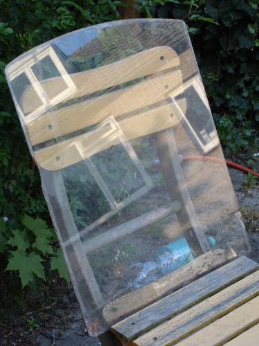 Geliefde Glas 'rond' snijden VS58