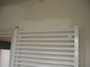 Aansluiten Radiator Badkamer : Aansluiten handdoekradiator