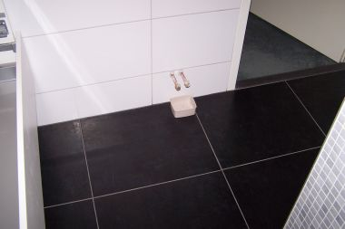 Wildverband Tegels Badkamer : Verband tegels huiskamer en badkamer en hoe te leggen