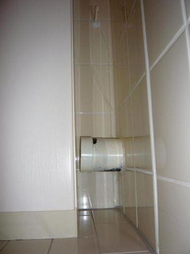 Hoogteverschil afvoerbuis muur en afvoer wc pot - Muur wc ...