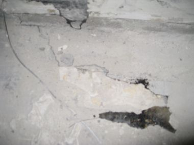 Badkamer Vloer Storten : Cement ondervloer storten in badkamer afdichtspul nodig