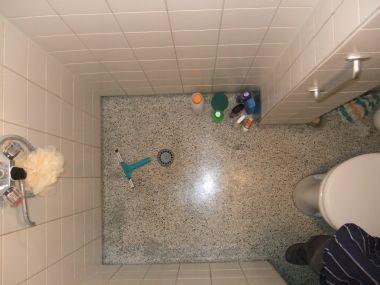 Douche/toilet renovatie oud huis