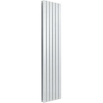 Design radiator met bovenaansluiting