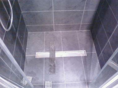 Probleem met douche afvoer - gerelateerd aan ontluchting??