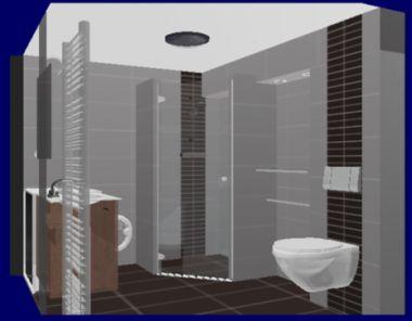 Badkamer Wand Betegelen : Toilet betegelen tot plafond. best badkamer tegels tot aan plafond