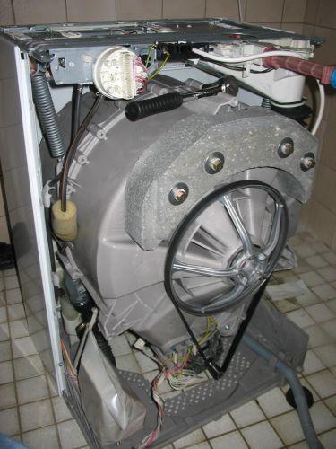 Vaak Kapot lager vervangen Atlas 2020 wasmachine ES29