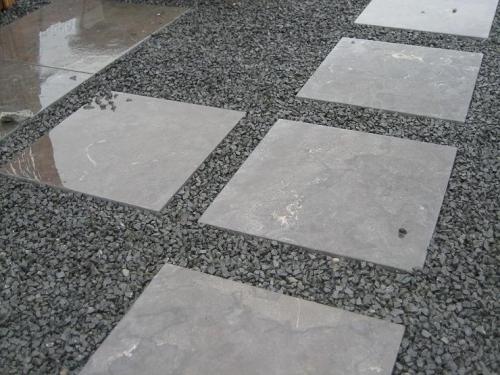 Natuursteen Tegels Tuin : ≥ aktie tuin en terrastegels natuursteen landelijke stijl