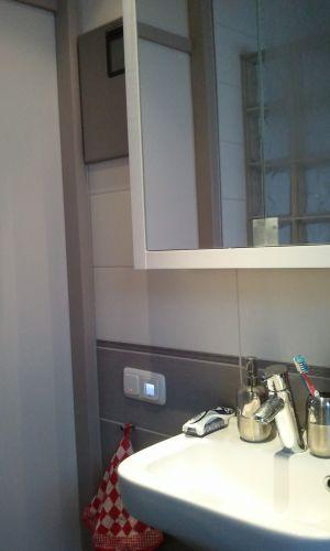 Elektra in spiegelkastje maken