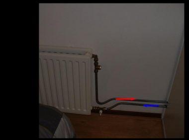 Radiator In Serie Aansluiten.In Serie Schakelen Radiator Wordt Niet Goed Warm