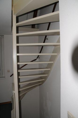 Voorkeur Aftimmeren open trap JD38