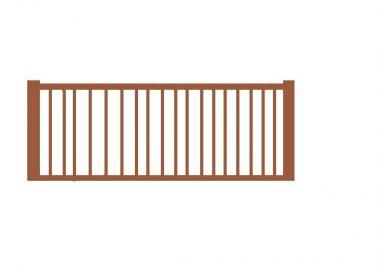 Spiksplinternieuw Zelf houten balustrade maken. UZ-91