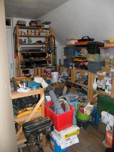 Hoe ruim jij je elektrisch gereedschap op for Opbergsysteem schuur