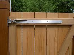 Hedendaags Zelf poort maken uit twee delen 125cm VG-94