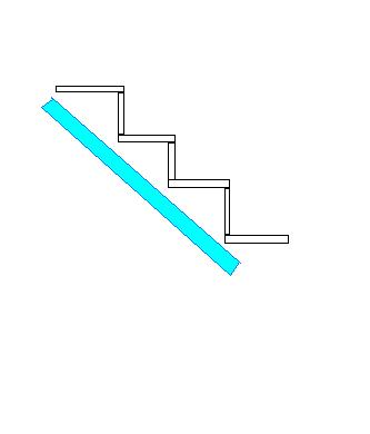 tussen stootborden trap isoleren, Deco ideeën