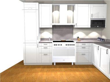 Juiste volgorde keuken plaatsen vloer leggen