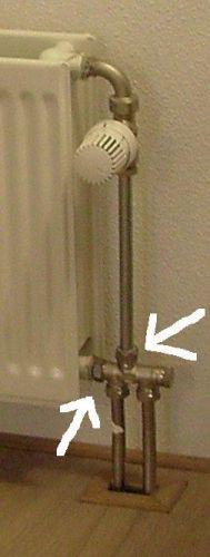 Radiator met voetventiel verwijderen - Hoe sluit je een pergola ...