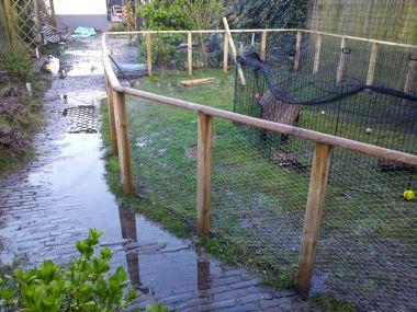 Wateroverlast Tuin Kleigrond : Wateroverlast in de tuin: drainage een oplossing?