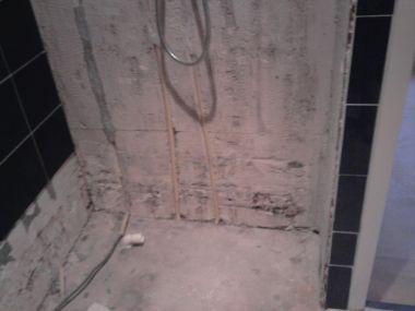Gevolgen lekkage badkamer oplossen