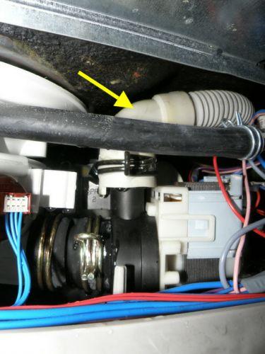 Miele Washing Machine >> AEG 85060 vaatwasser met foutcode 30 slang vervangen?