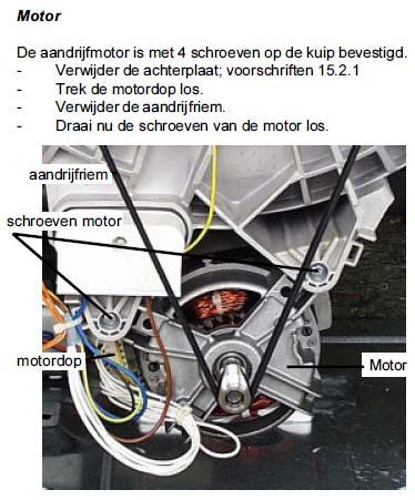 Vaak Storing wasmachine AEG 76640 / foutcode C9 QY44